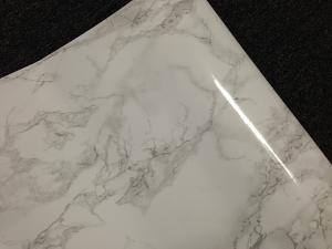 Marble Light Grey Contact 45cm and 90cm wide