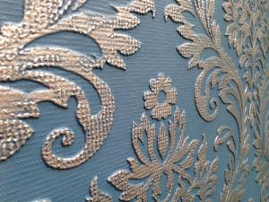 Paintable Anaglypta High Tradition Damask RD80027