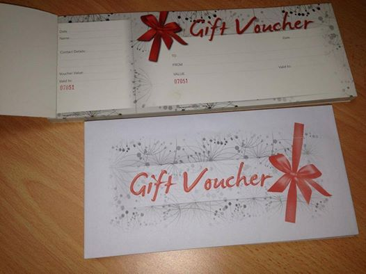 Gift Vouchers and Specials