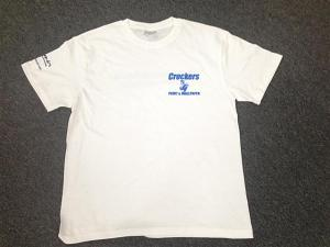 Crockers White Painters Tees