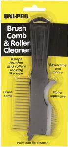 BR Brush Comb and Roller Cleaner