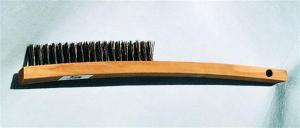 CA Wire Brush Wooden Handle