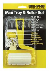BR Mini Tray Roller Kit 75mm