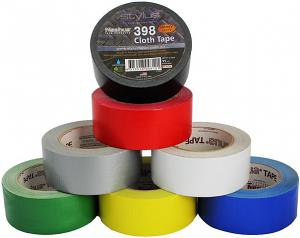 ST Gaffer Black Cloth Tape