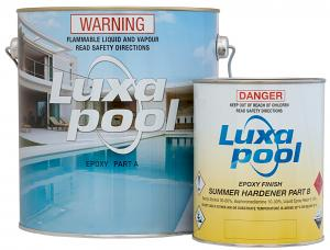 CM Luxapool Epoxy Pool Paints 3.5lt (includes Hardener)