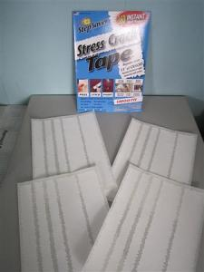 Stress Crack Tape Kit