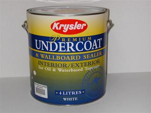 KR Premium Undercoat Wallboard Sealer (10lt-15lt)