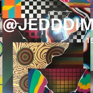 Jedd Dimension July 15th - August 11th