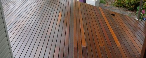 How To Prepare and Coat your Deck